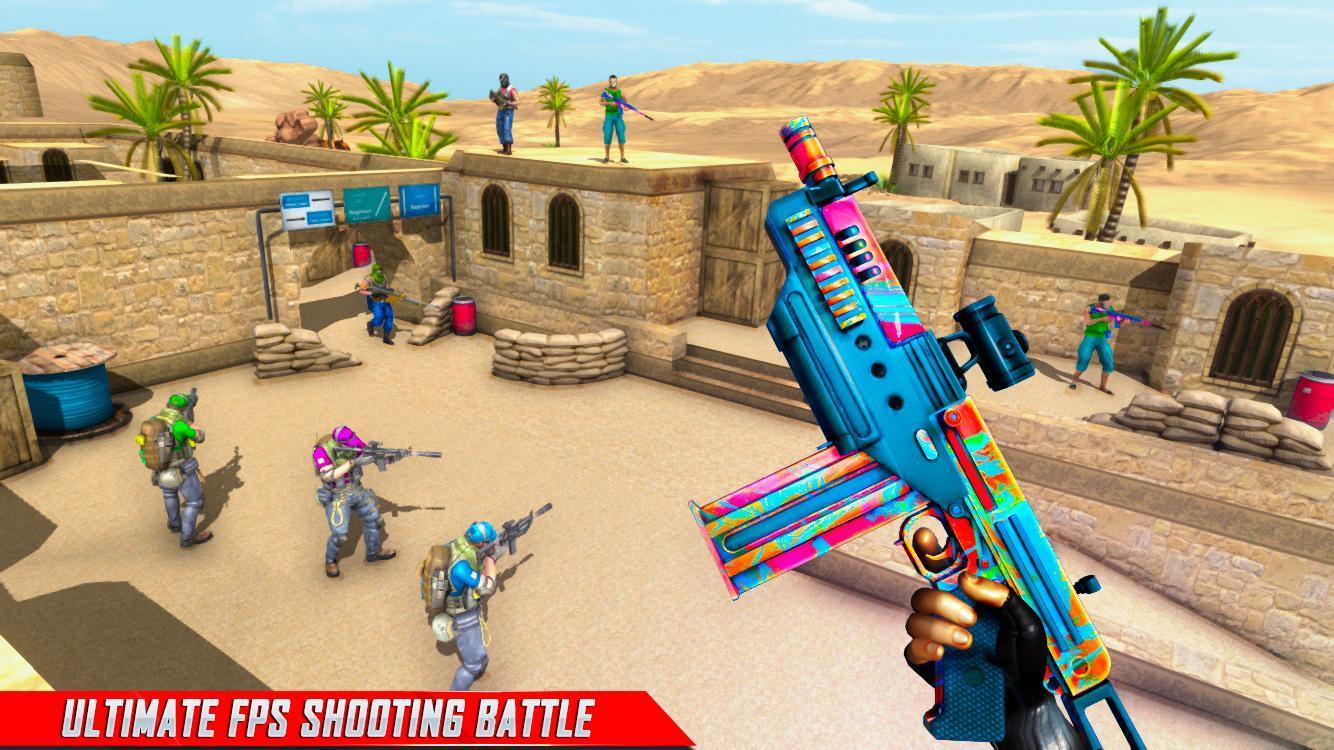Fps Shooting Strike - Counter Terrorist Game 2019 1.0.24 Screenshot 19