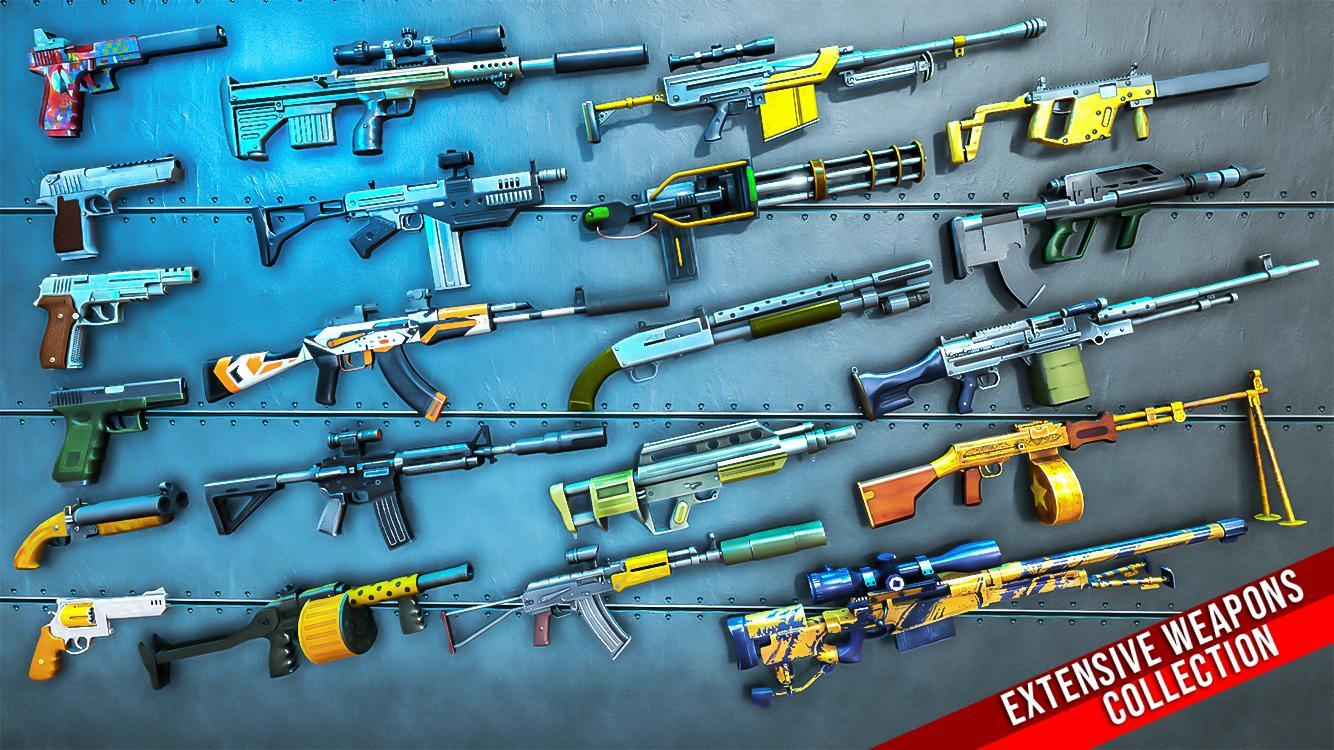 Fps Shooting Strike - Counter Terrorist Game 2019 1.0.24 Screenshot 4