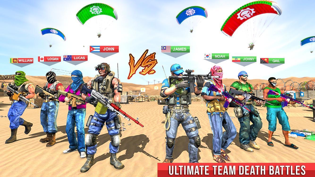 Fps Shooting Strike - Counter Terrorist Game 2019 1.0.24 Screenshot 5