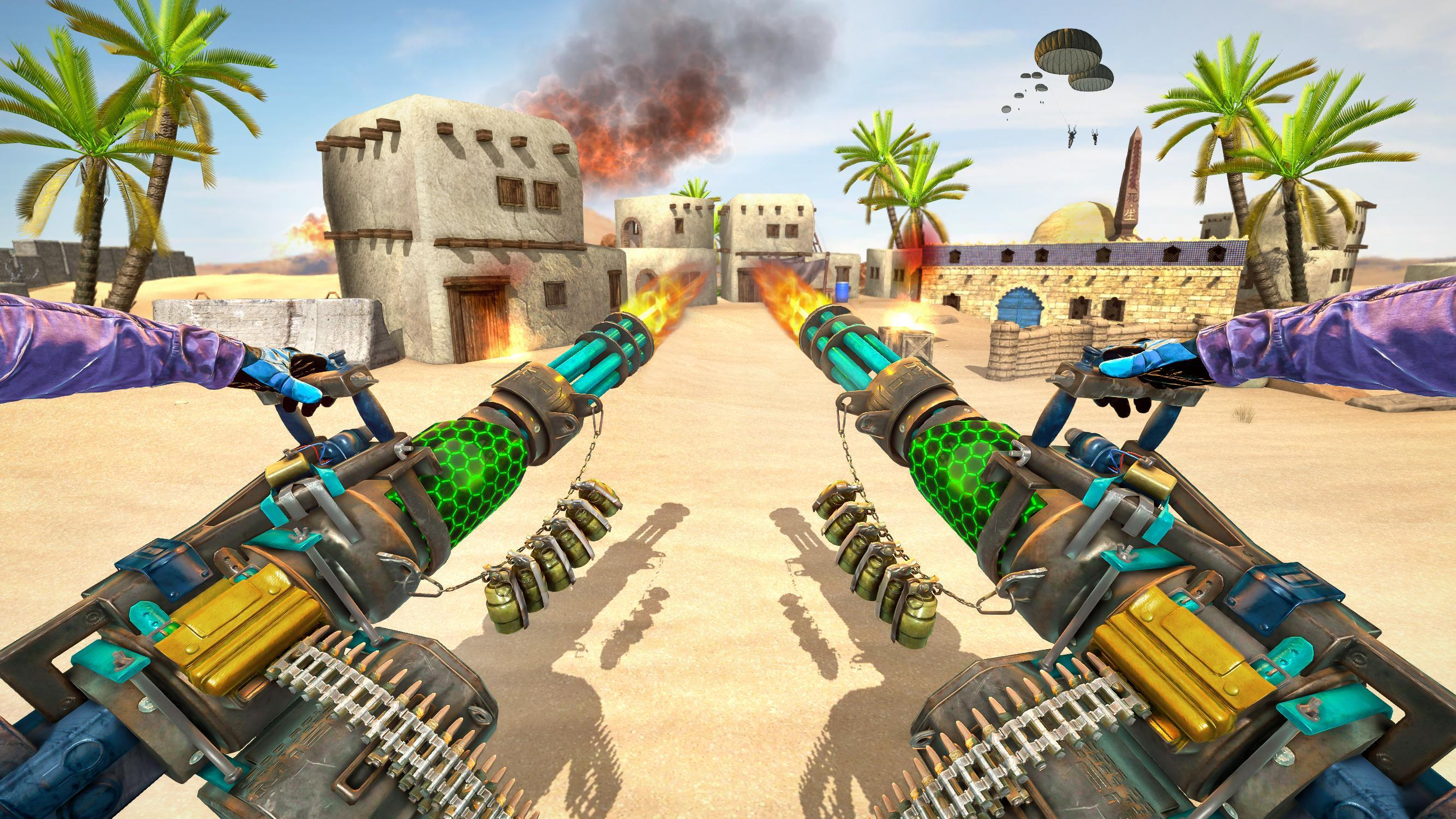 Fps Shooting Strike - Counter Terrorist Game 2019 1.0.24 Screenshot 8