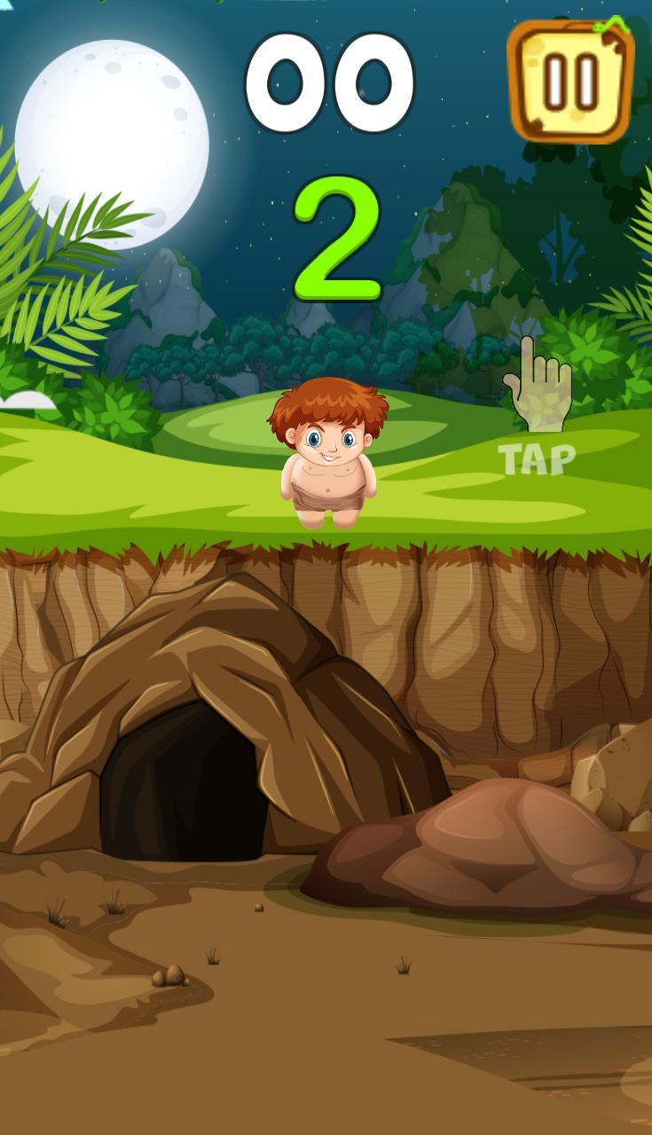 Tarzan Jump 1.8 Screenshot 1