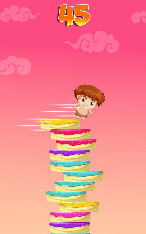 Tarzan Jump 1.8 Screenshot 2