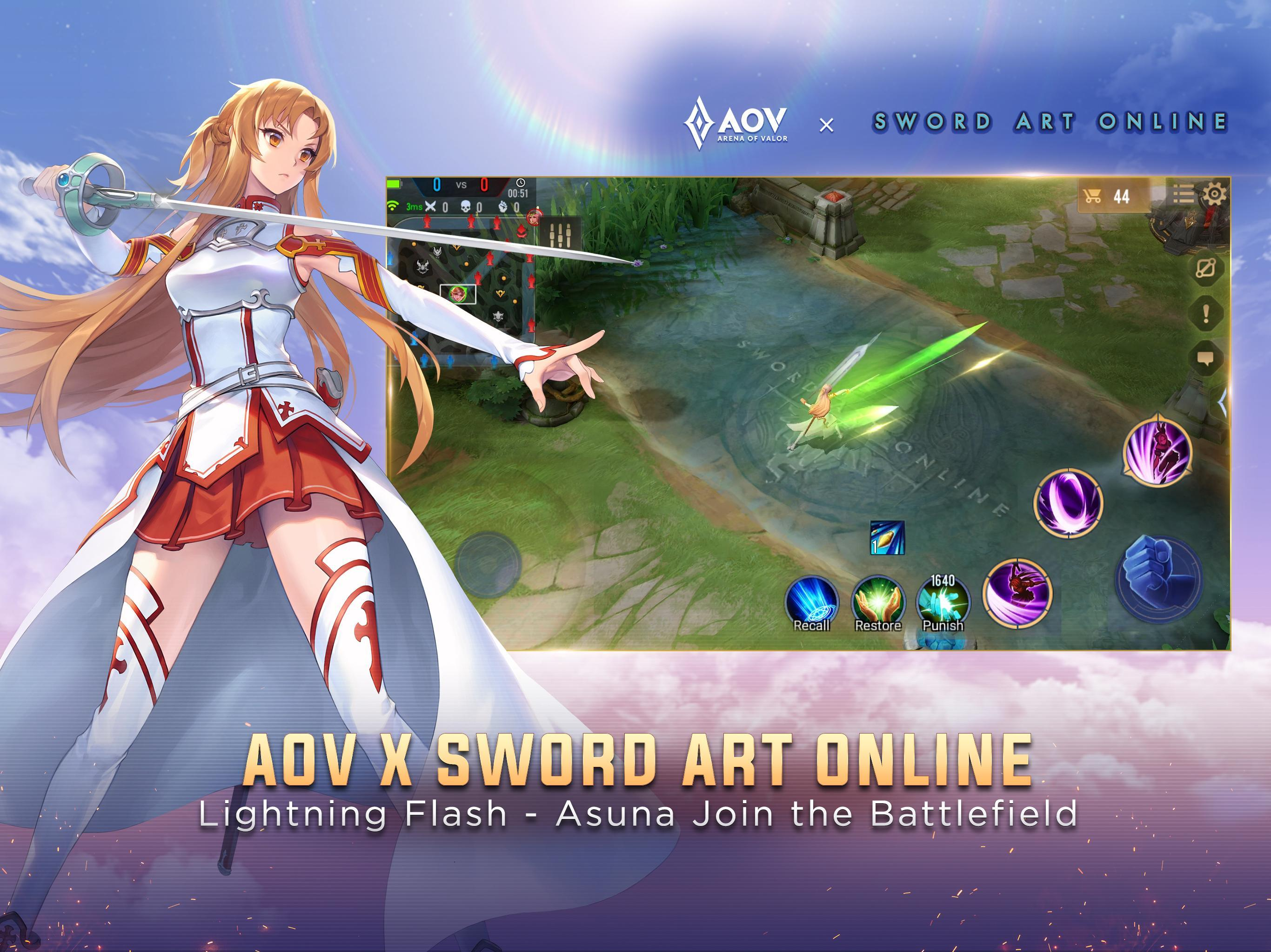 Garena AOV - Arena of Valor: Action MOBA 1.36.1.5 Screenshot 18