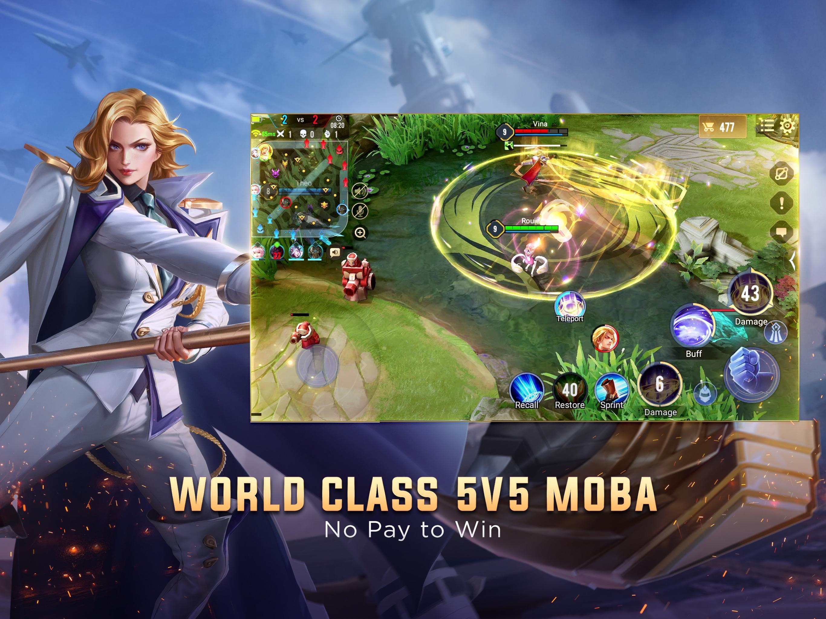 Garena AOV - Arena of Valor: Action MOBA 1.36.1.5 Screenshot 22