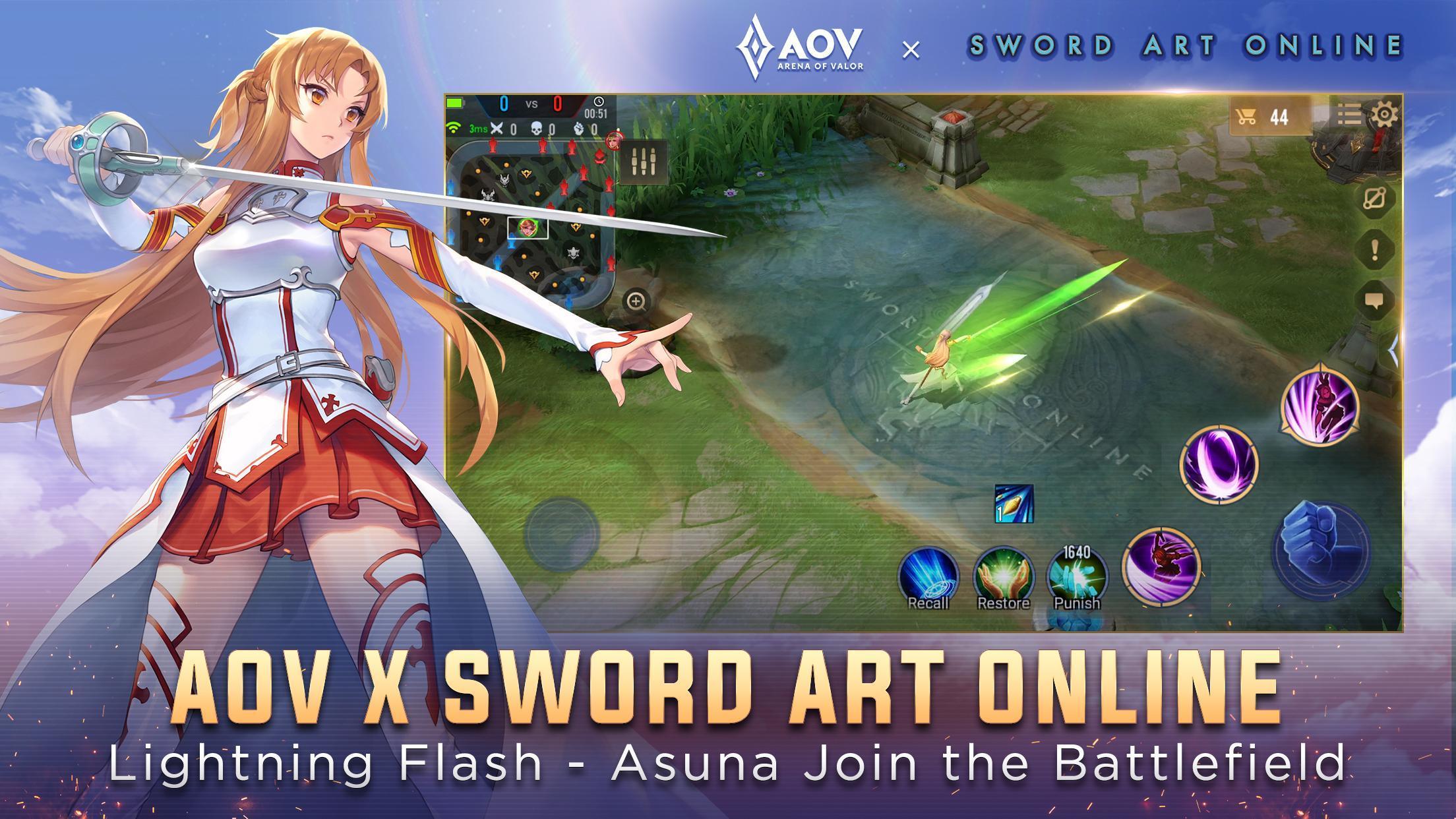 Garena AOV - Arena of Valor: Action MOBA 1.36.1.5 Screenshot 3