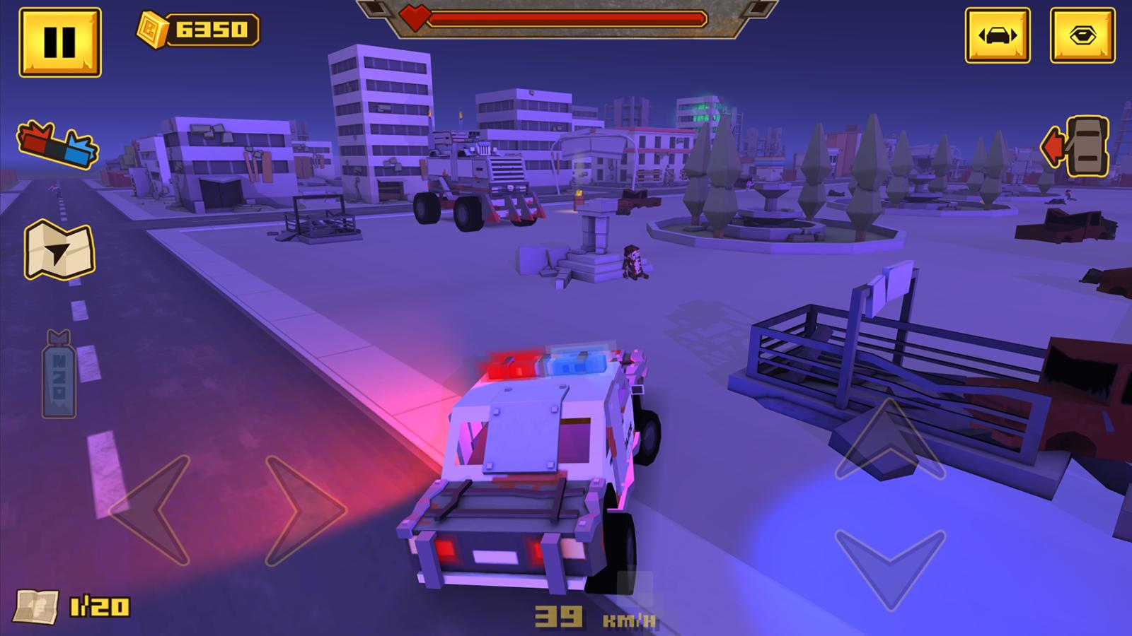 BLOCKAPOLYPSE™ - Zombie Shooter 1.08 Screenshot 1