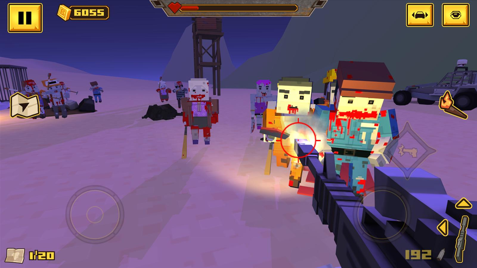 BLOCKAPOLYPSE™ - Zombie Shooter 1.08 Screenshot 14