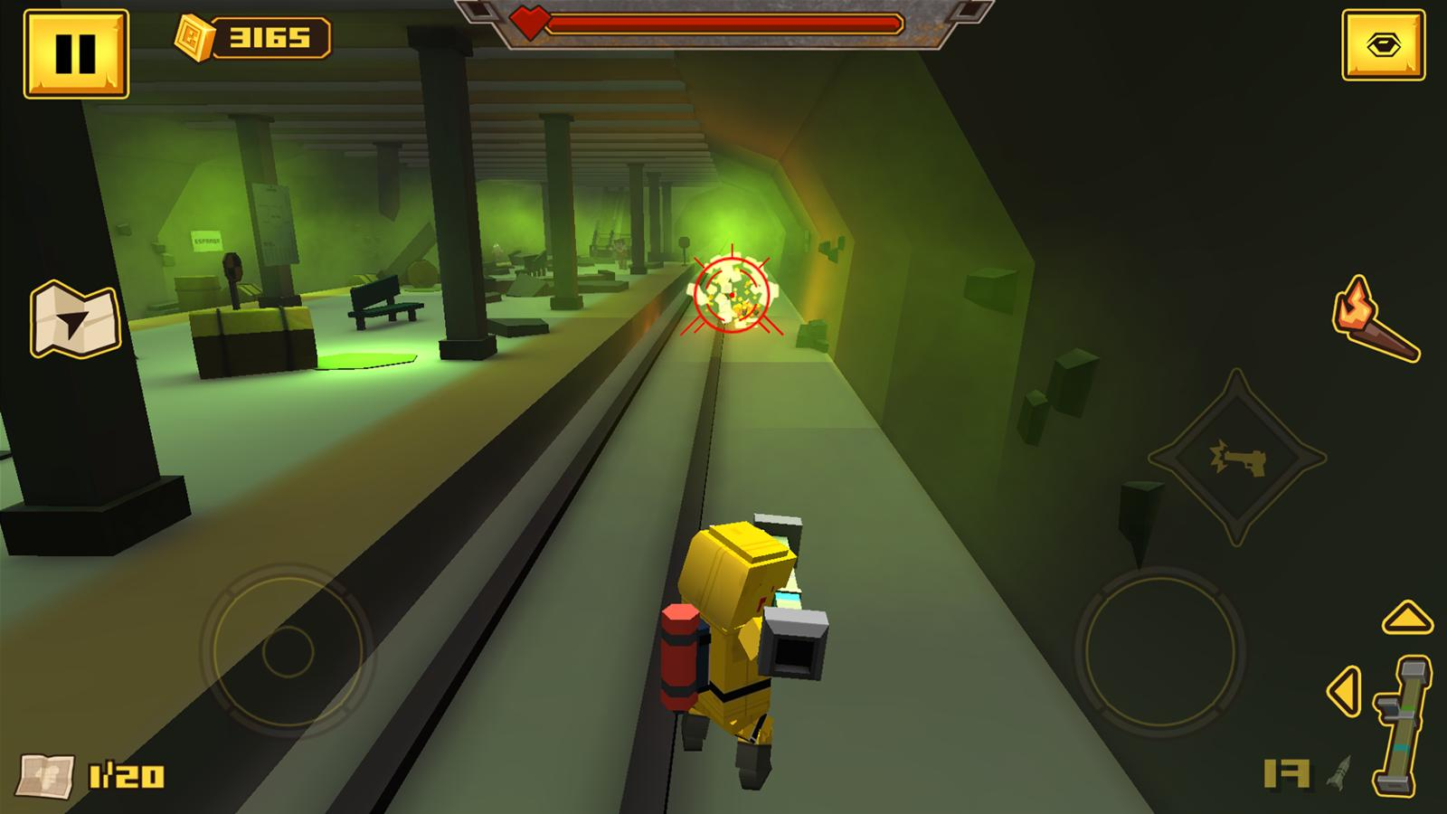 BLOCKAPOLYPSE™ - Zombie Shooter 1.08 Screenshot 7