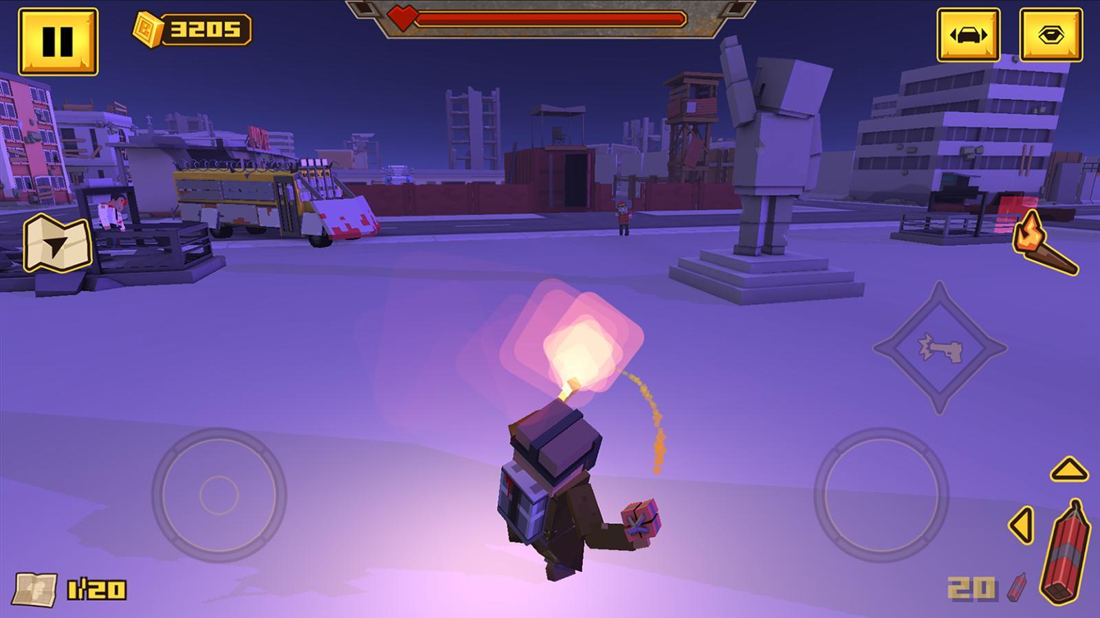 BLOCKAPOLYPSE™ - Zombie Shooter 1.08 Screenshot 8