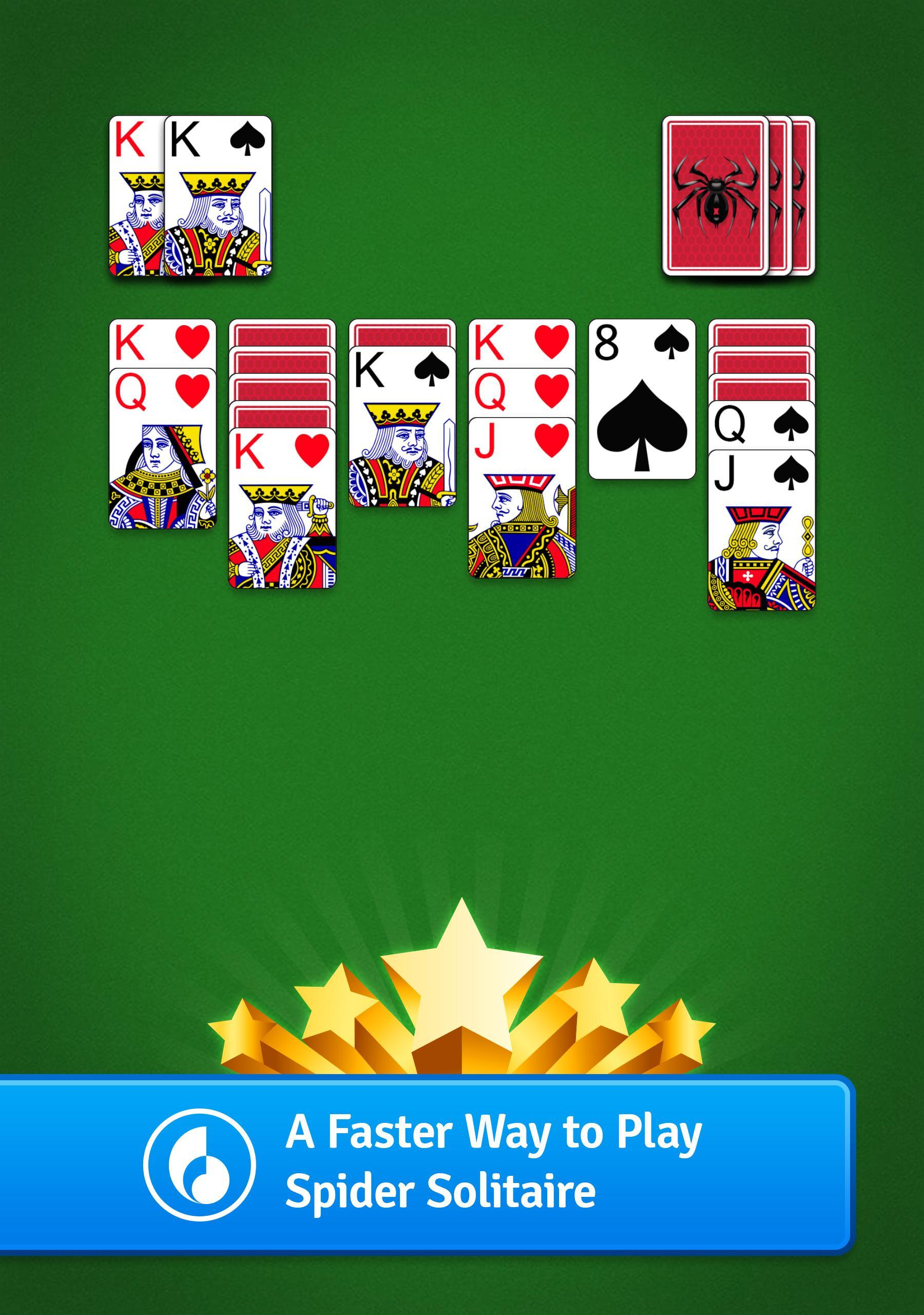 Spider Go Solitaire Card Game 1.2.0.382 Screenshot 10