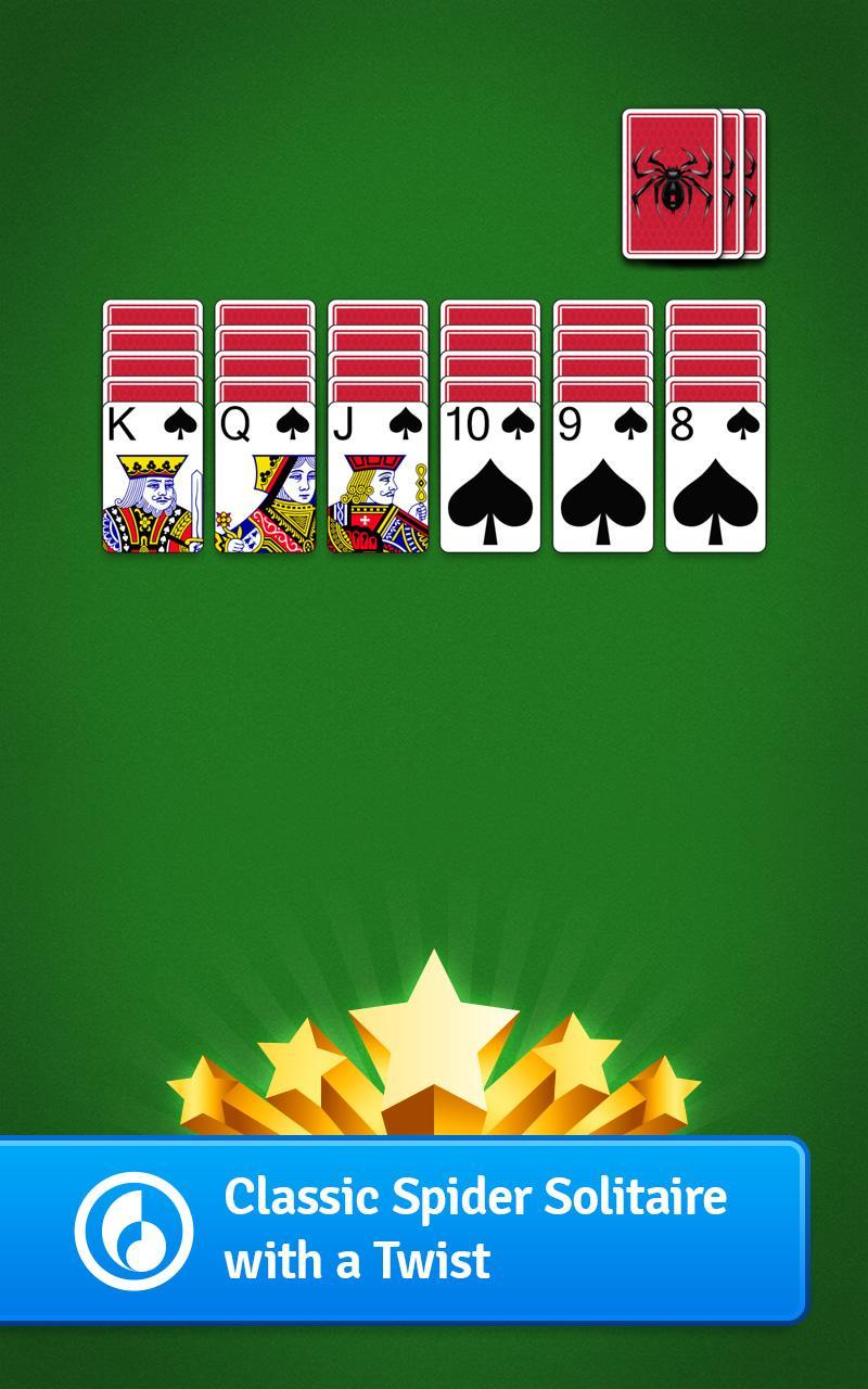 Spider Go Solitaire Card Game 1.2.0.382 Screenshot 11