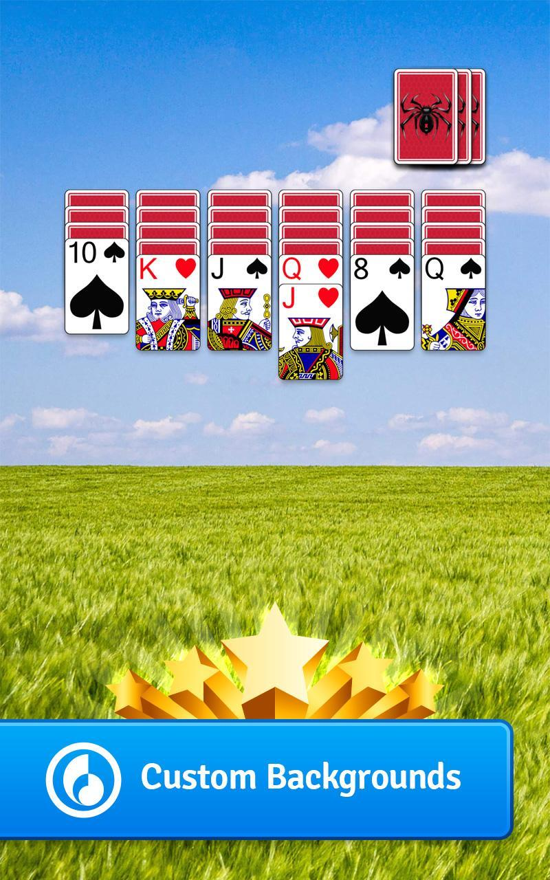 Spider Go Solitaire Card Game 1.2.0.382 Screenshot 12