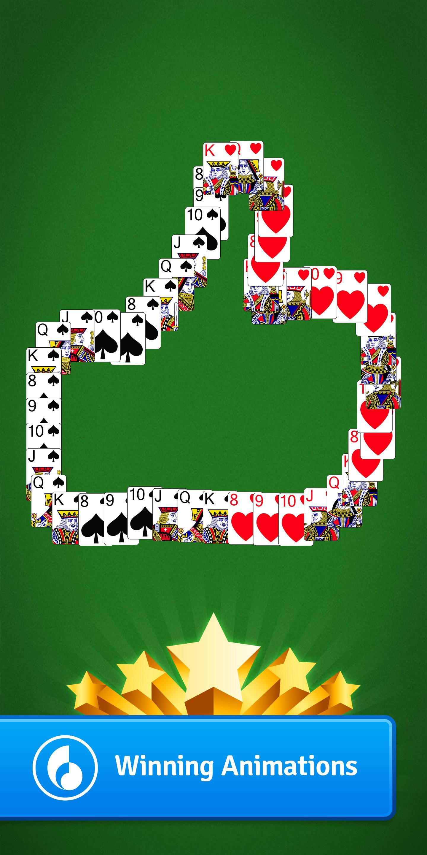 Spider Go Solitaire Card Game 1.2.0.382 Screenshot 4