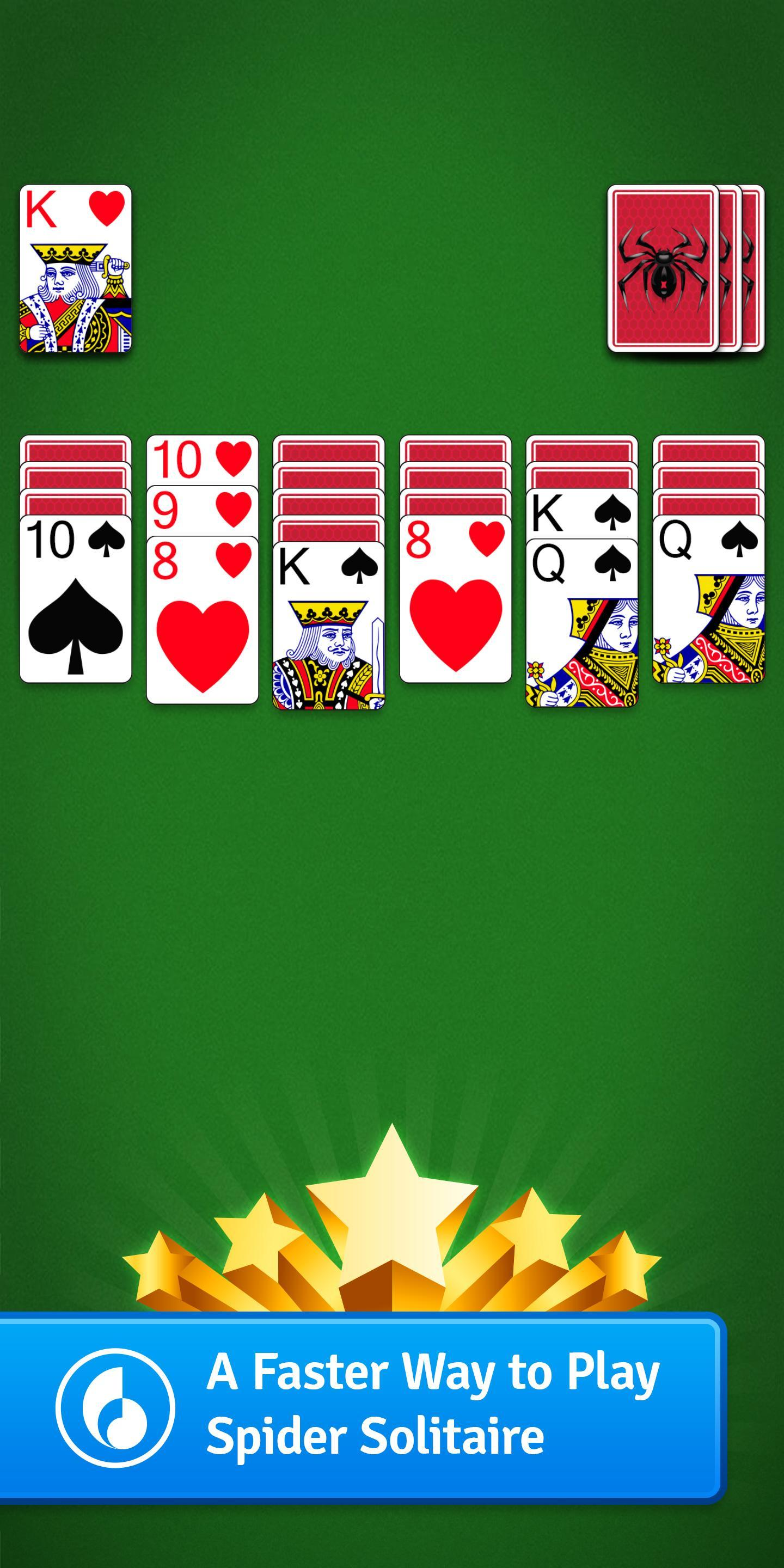 Spider Go Solitaire Card Game 1.2.0.382 Screenshot 5