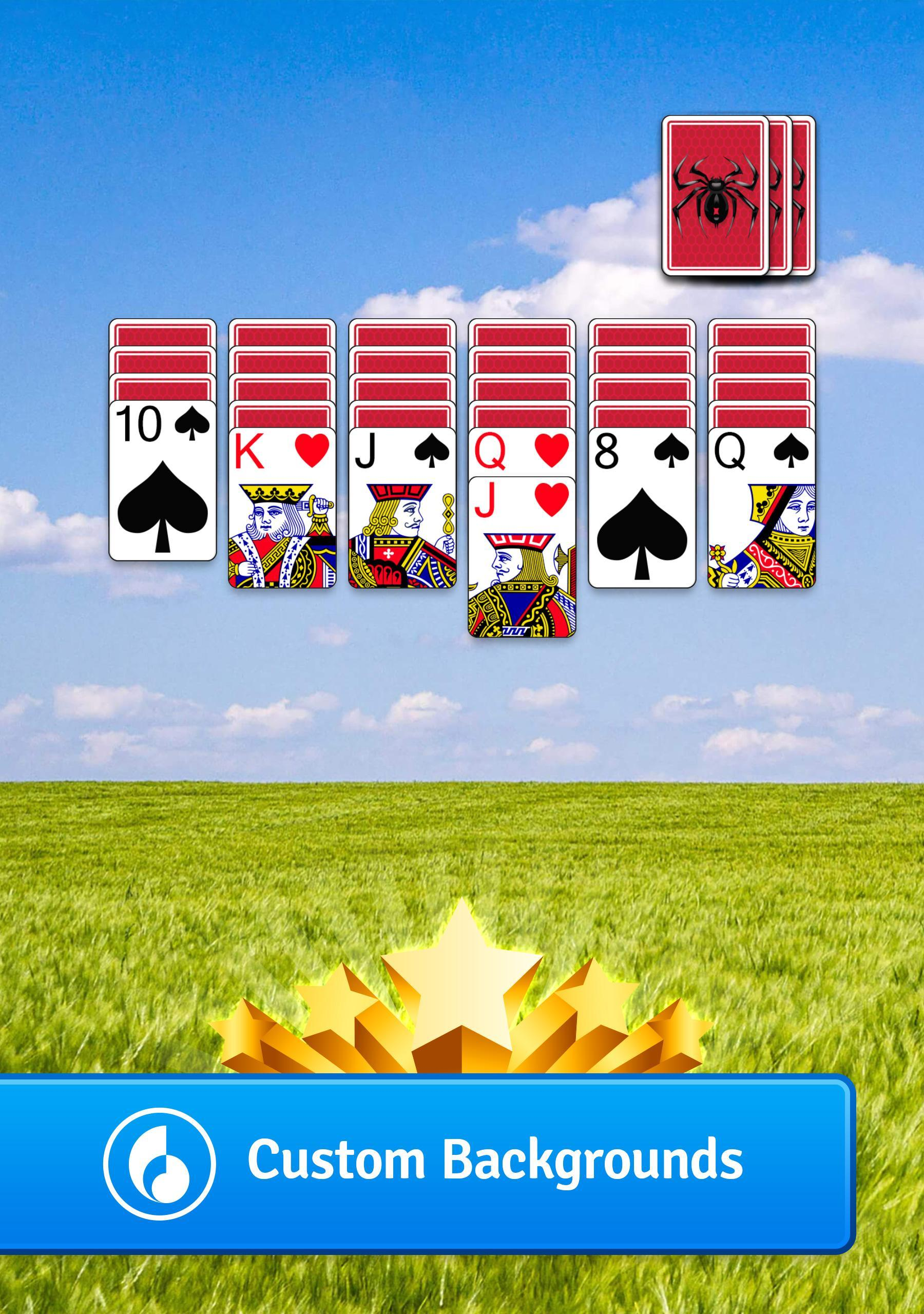 Spider Go Solitaire Card Game 1.2.0.382 Screenshot 7
