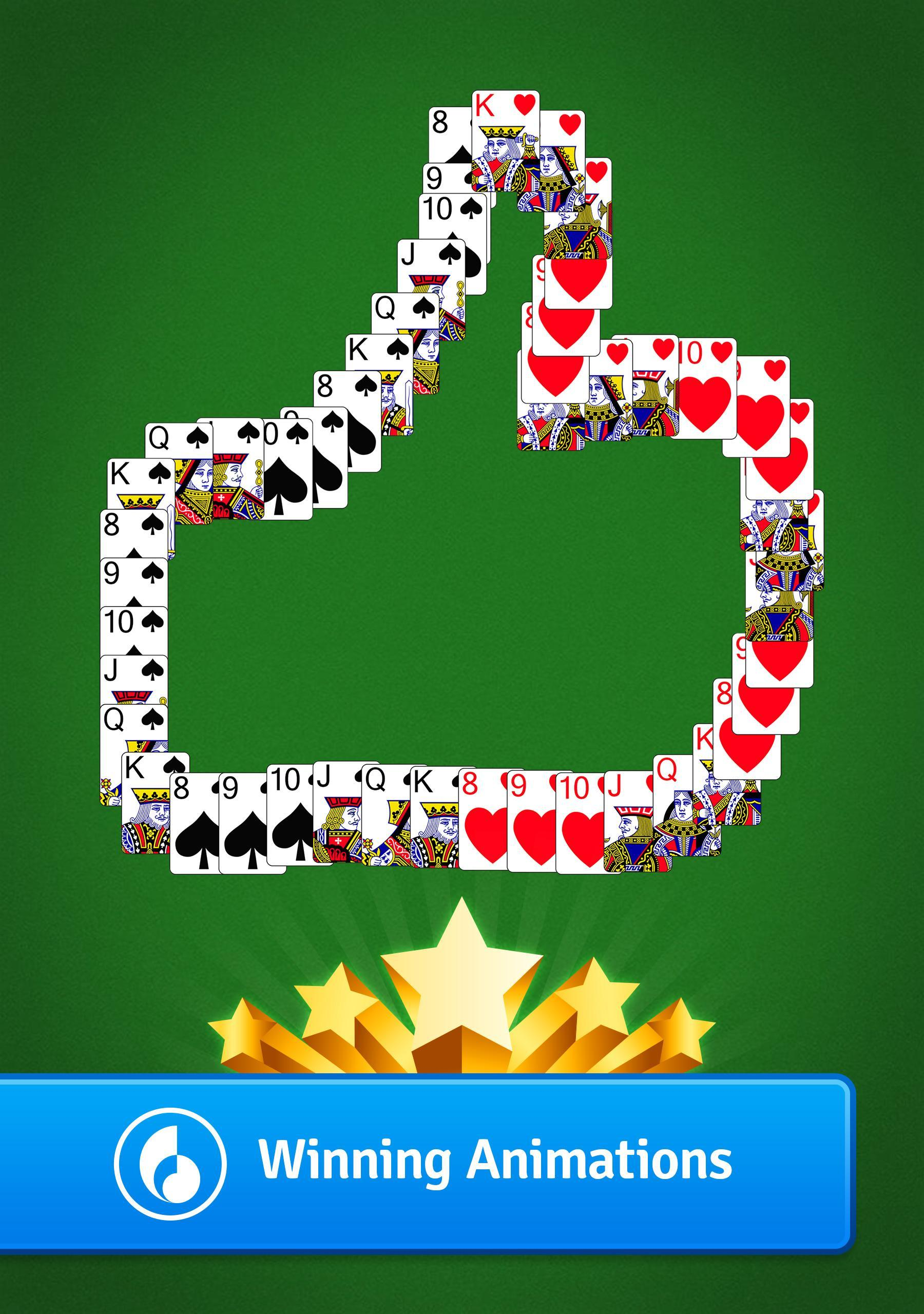 Spider Go Solitaire Card Game 1.2.0.382 Screenshot 9