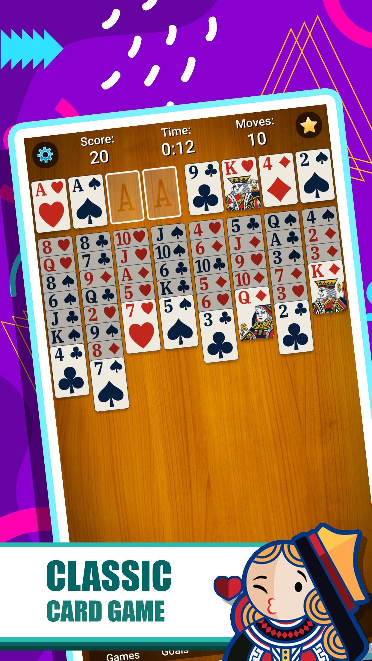 FreeCell Solitaire 5.4.0.3366 Screenshot 2