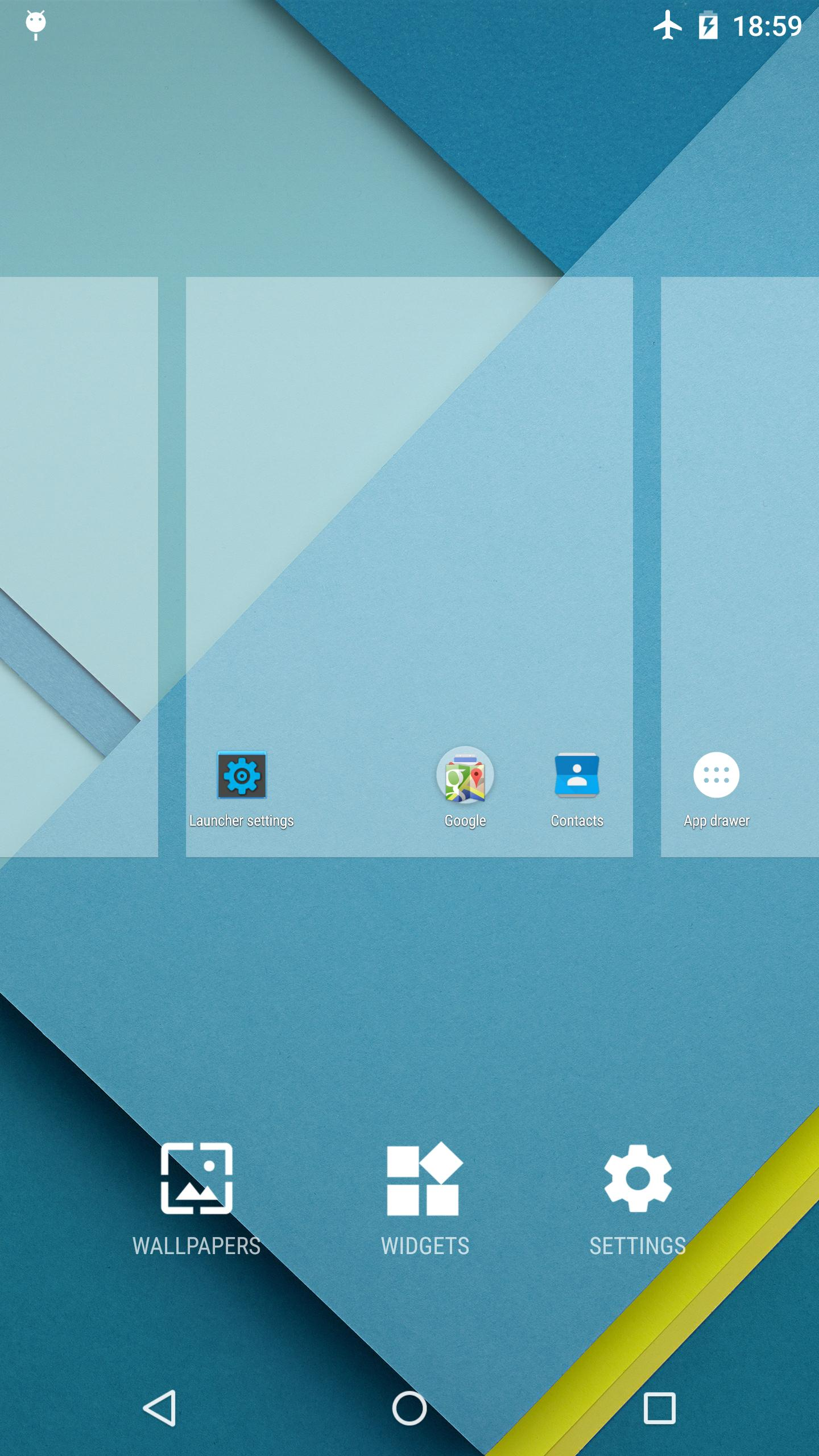 Lollipop Launcher 1.3.3 Screenshot 4