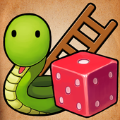 Snakes & Ladders King app icon