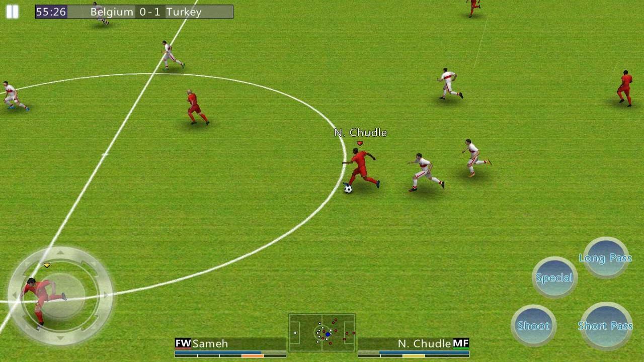 World Soccer League 1.9.9.5 Screenshot 1