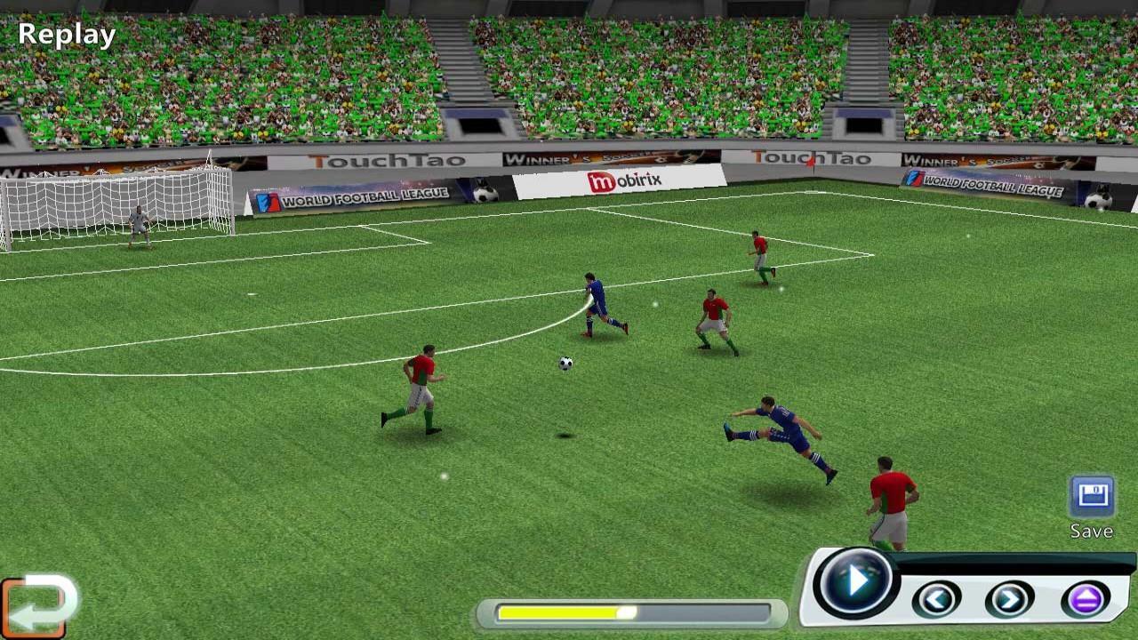 World Soccer League 1.9.9.5 Screenshot 13