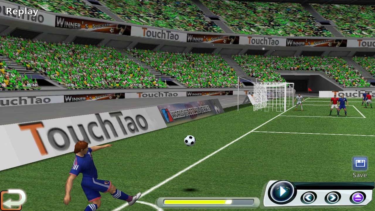 World Soccer League 1.9.9.5 Screenshot 16