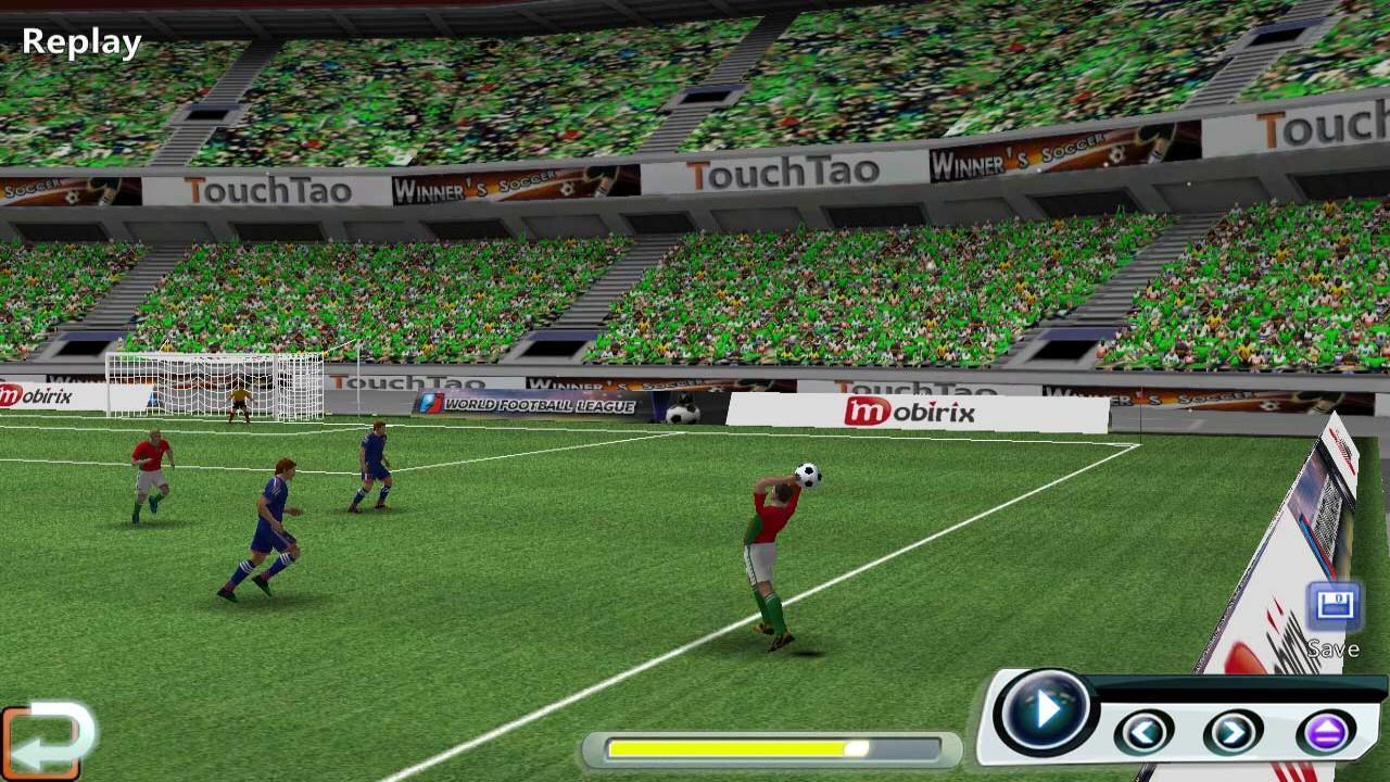 World Soccer League 1.9.9.5 Screenshot 3