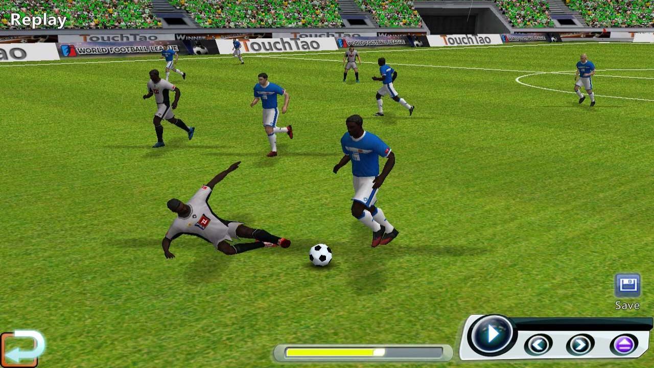 World Soccer League 1.9.9.5 Screenshot 8