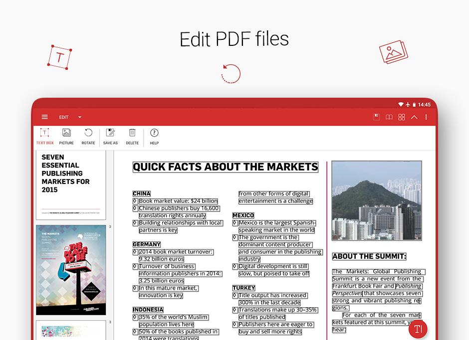 PDF Extra Scan, Edit, View, Fill, Sign, Convert 6.4.826 Screenshot 10