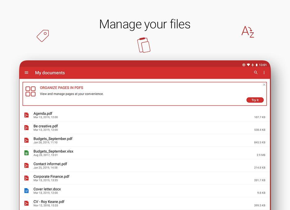 PDF Extra Scan, Edit, View, Fill, Sign, Convert 6.4.826 Screenshot 15