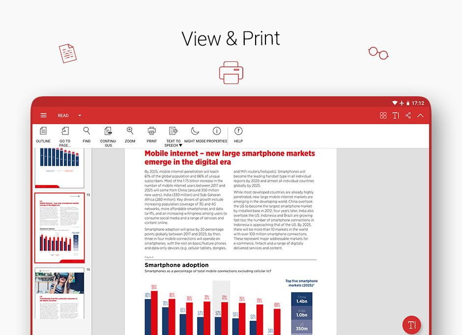 PDF Extra Scan, Edit, View, Fill, Sign, Convert 6.4.826 Screenshot 17