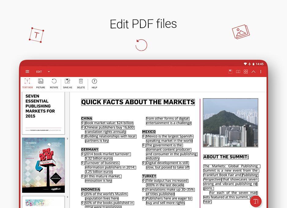 PDF Extra Scan, Edit, View, Fill, Sign, Convert 6.4.826 Screenshot 18