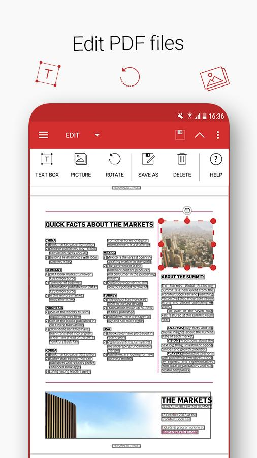 PDF Extra Scan, Edit, View, Fill, Sign, Convert 6.4.826 Screenshot 2