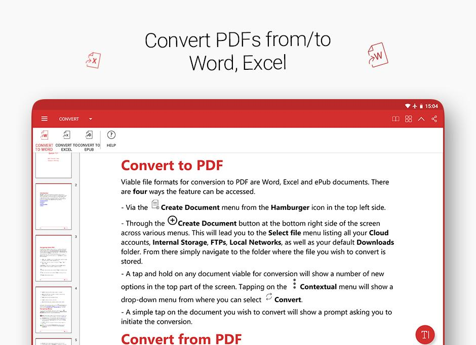 PDF Extra Scan, Edit, View, Fill, Sign, Convert 6.4.826 Screenshot 20