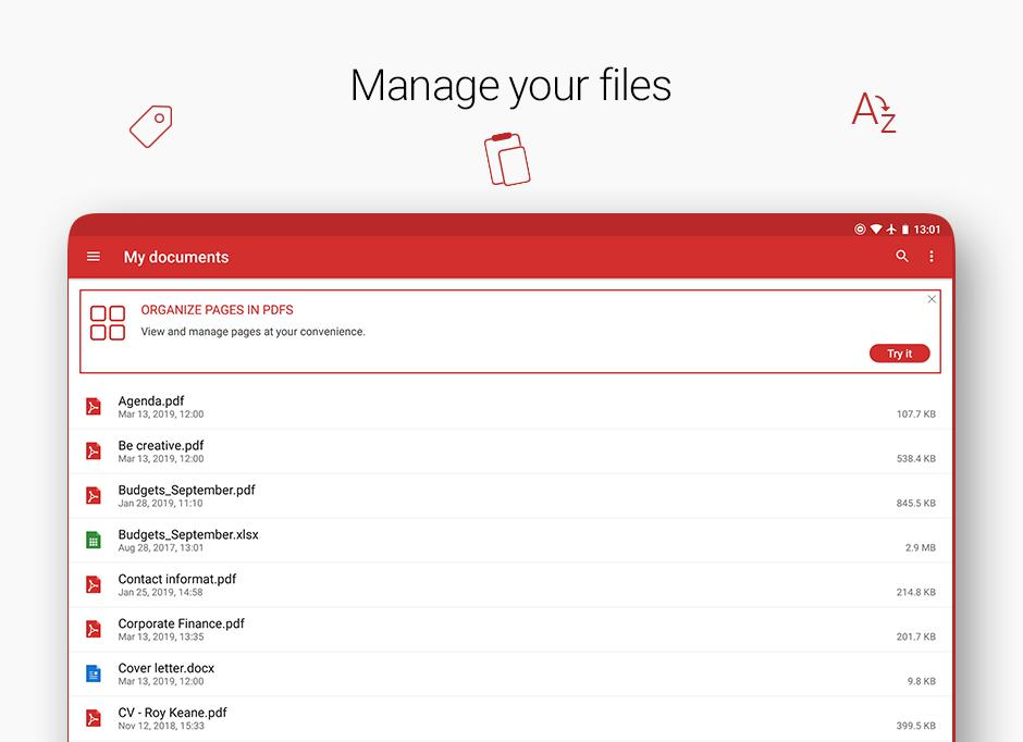 PDF Extra Scan, Edit, View, Fill, Sign, Convert 6.4.826 Screenshot 23