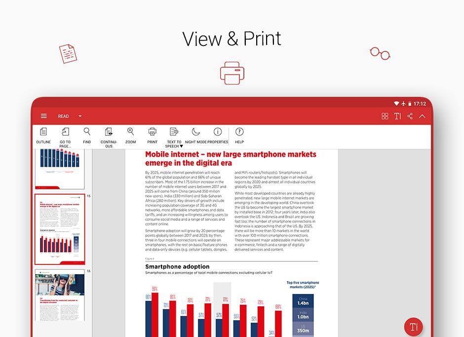 PDF Extra Scan, Edit, View, Fill, Sign, Convert 6.4.826 Screenshot 9