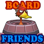 Board Game Friends (2,3,4players) 14Games app icon