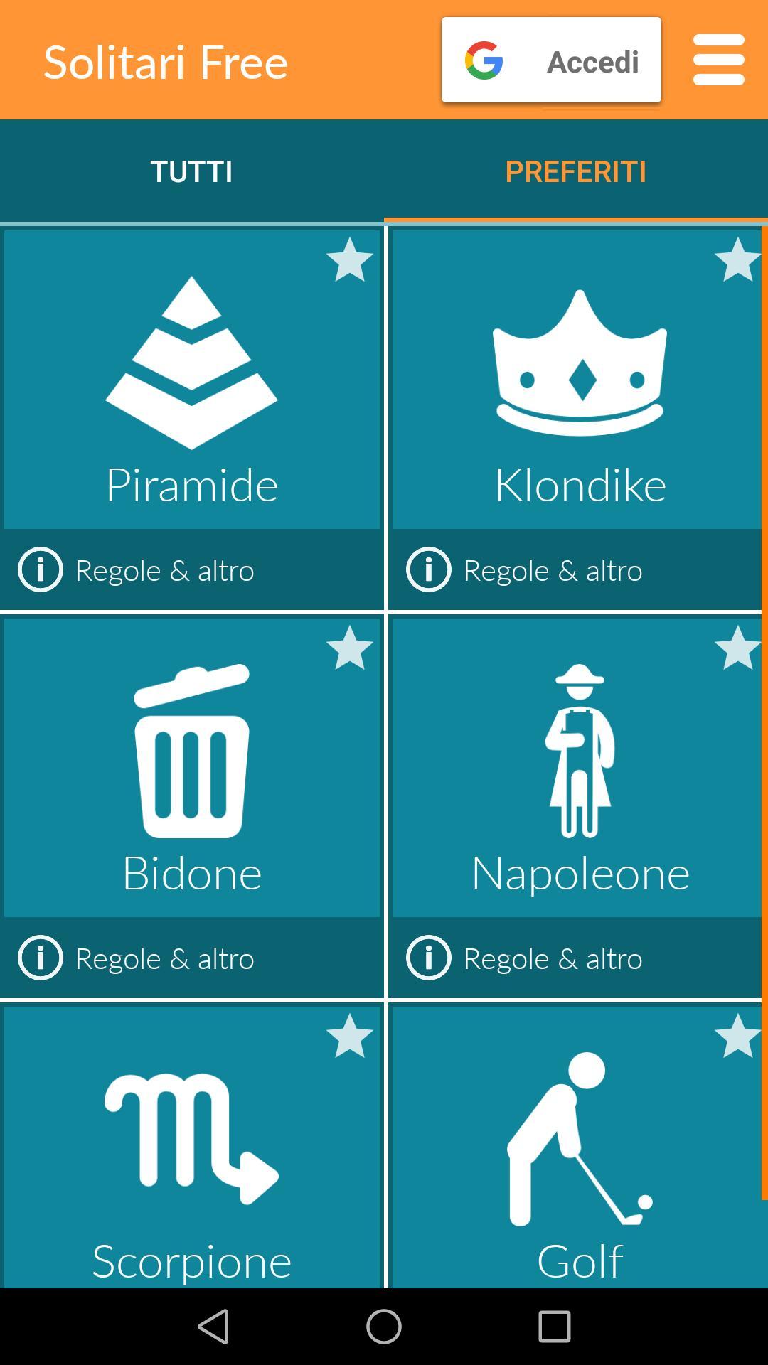 Solitaire Free 4.9.10.3 Screenshot 1
