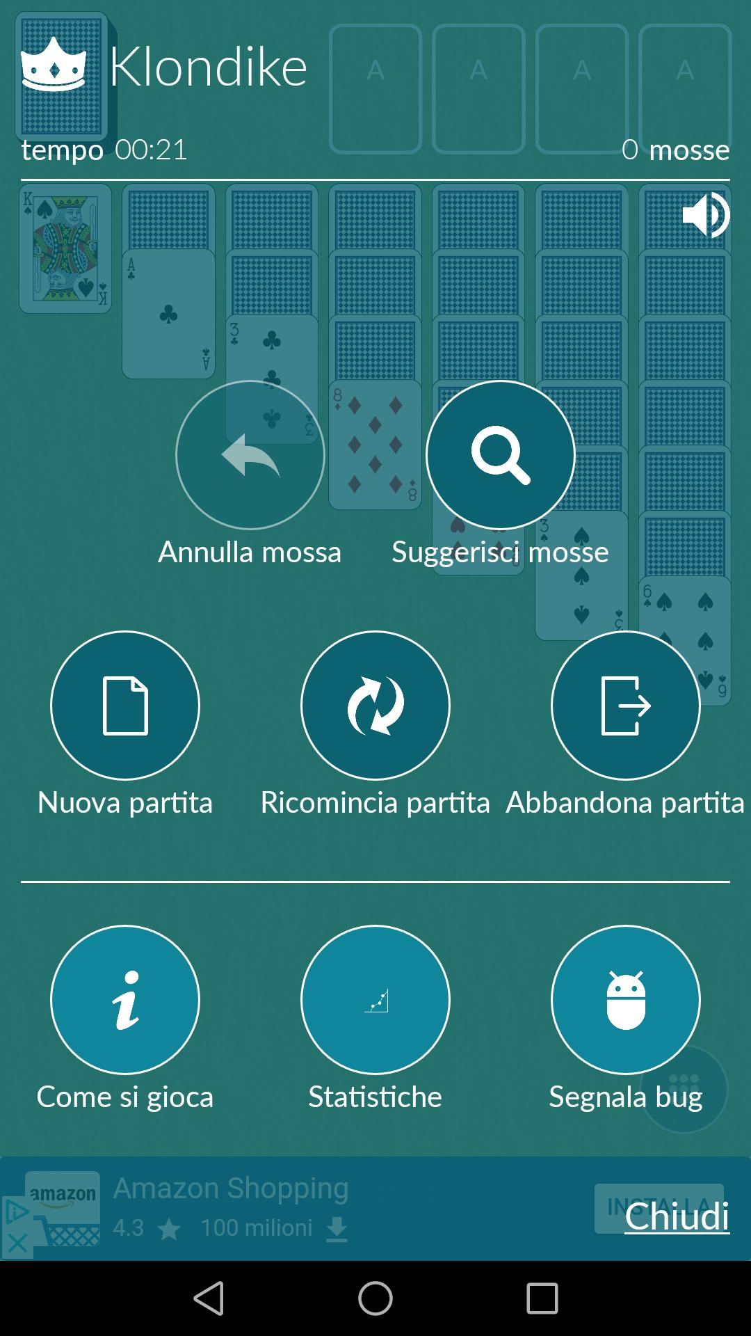 Solitaire Free 4.9.10.3 Screenshot 8