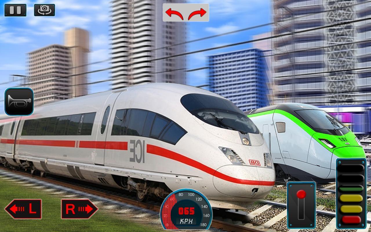 City Train Simulator 2020: Free Train Games 3D 3.0.3 Screenshot 1
