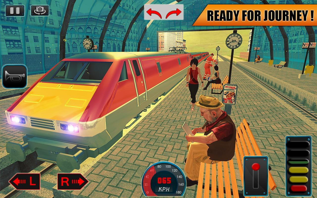City Train Simulator 2020: Free Train Games 3D 3.0.3 Screenshot 2