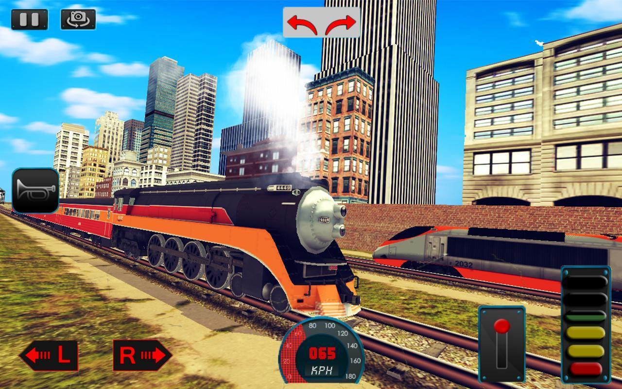 City Train Simulator 2020: Free Train Games 3D 3.0.3 Screenshot 3