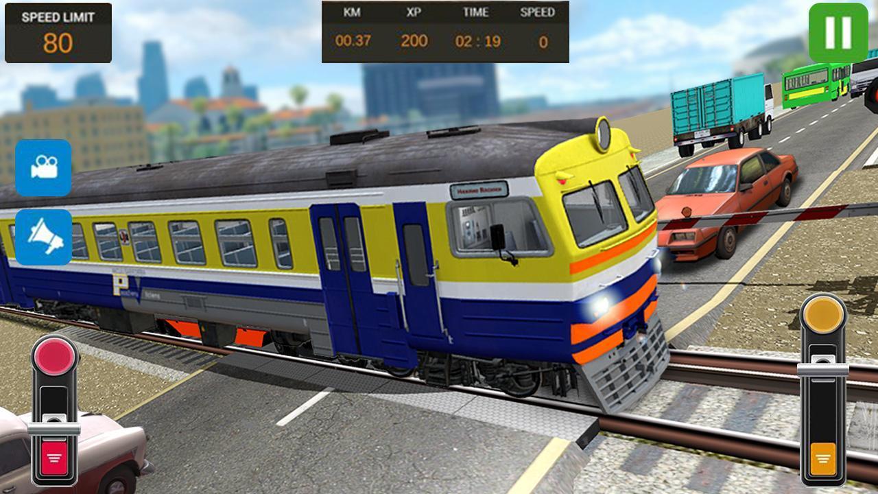 City Train Simulator 2020: Free Train Games 3D 3.0.3 Screenshot 4