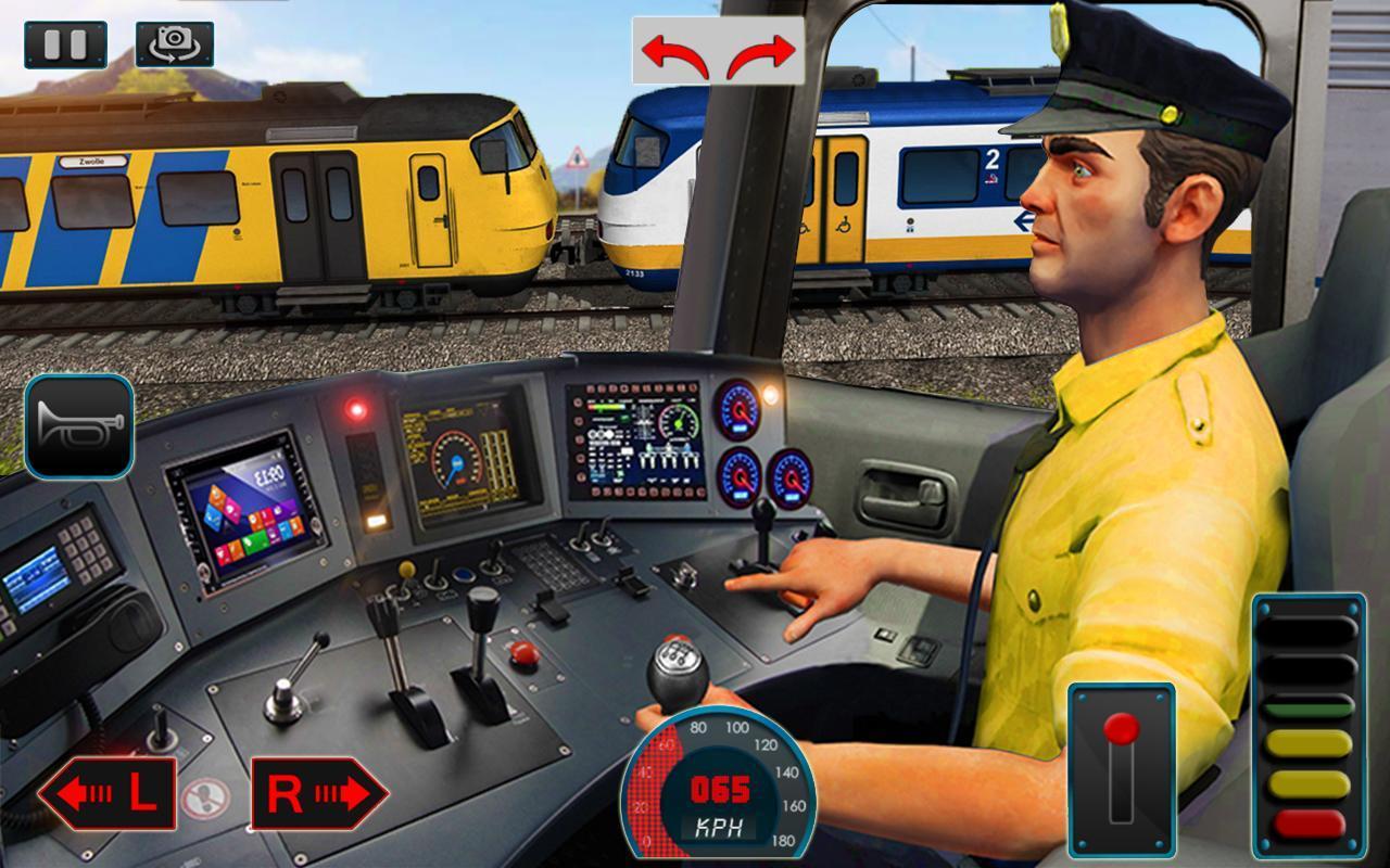 City Train Simulator 2020: Free Train Games 3D 3.0.3 Screenshot 5