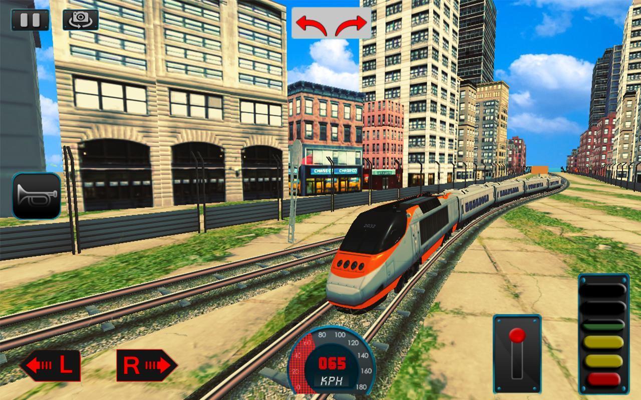 City Train Simulator 2020: Free Train Games 3D 3.0.3 Screenshot 7