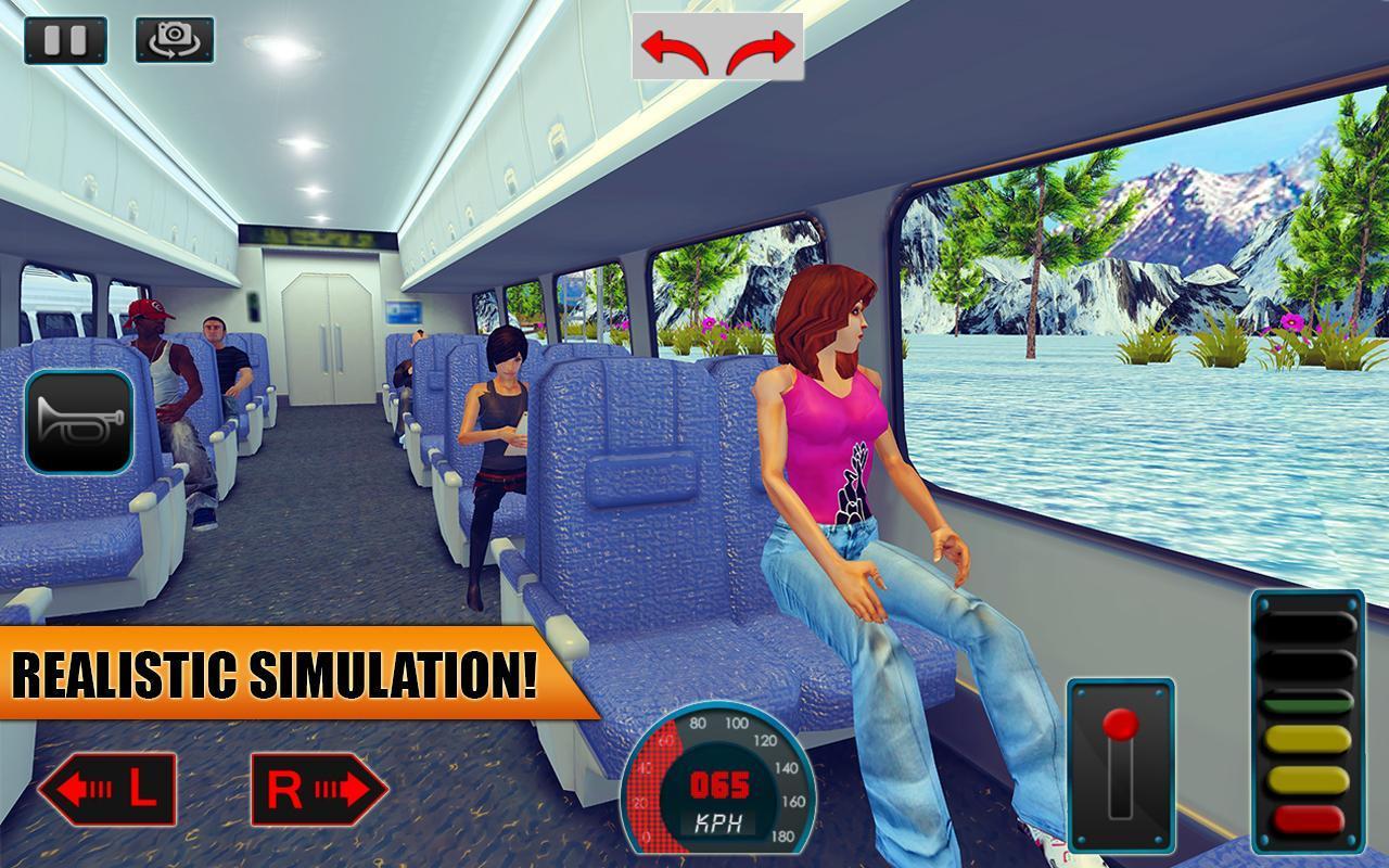 City Train Simulator 2020: Free Train Games 3D 3.0.3 Screenshot 8