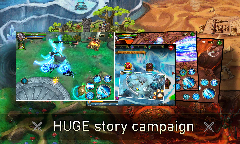 Dawnblade 0.7.7 Screenshot 5
