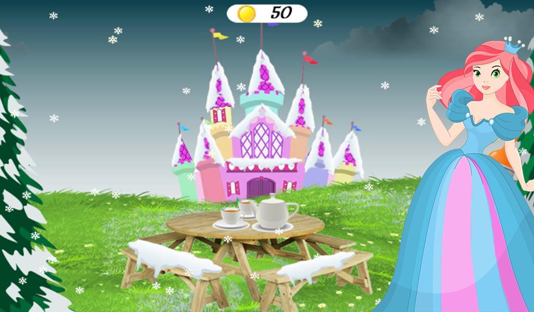 Princess Castle Adventure 1.1 Screenshot 1