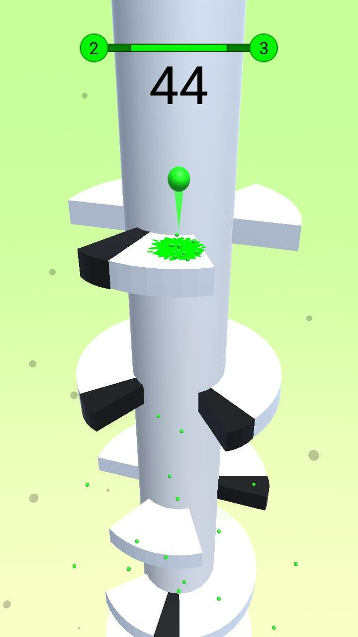 Ball Drop Jump, Dodge, Win 1.22 Screenshot 3