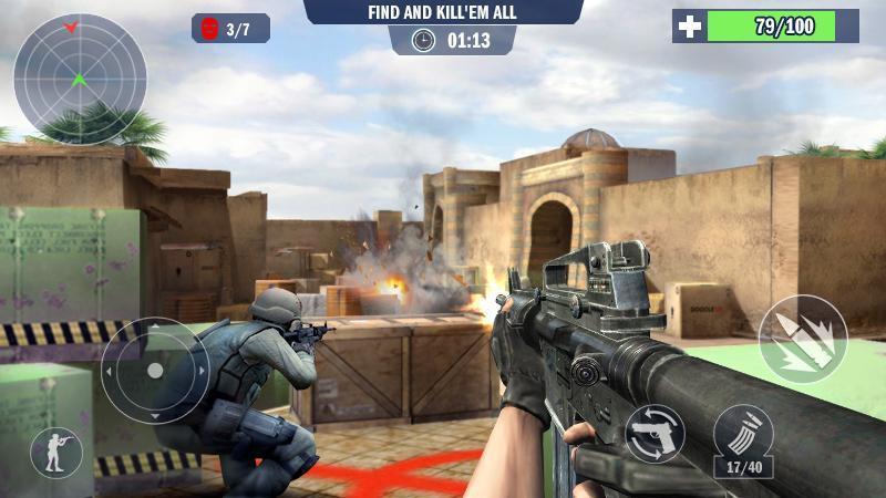 Counter Terrorist 1.2.6 Screenshot 1